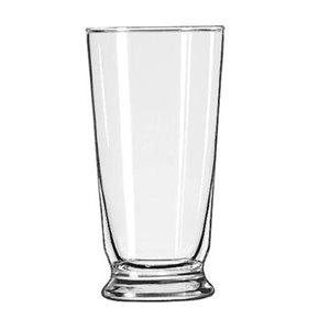 Footed Soda glass 14 oz