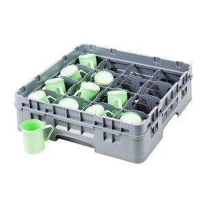 Dishwasher basket for cups