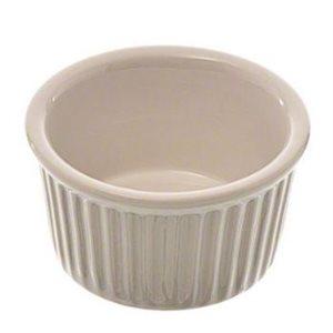Ramekin white 2.5 oz