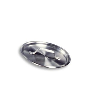 Cover stainless steel 12.5 in