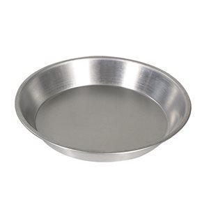 Aluminum pie plate 9 in