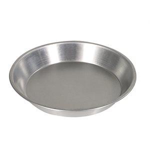Aluminum pie plate 10 in