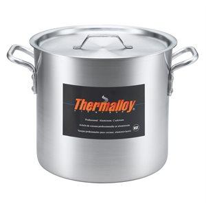 Stock pot aluminum 8 qt / 8 l